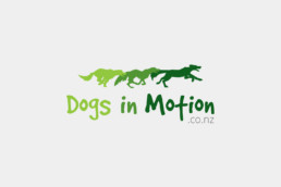 Logo Design for Dogs in Motion