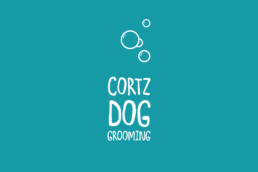 Logo Design for Cortz Dog Grooming