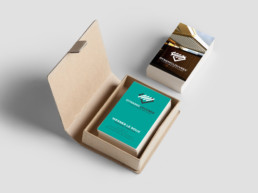 Business Cards for Dynamic Louvers