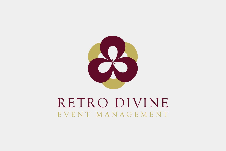 Logo Design for Retro Divine