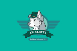 Logo Design for K9 Cadets