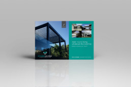Magazine Ad Design for Dynamic Louvres NZ