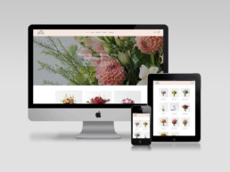 The Little Flower Shop Website Freelancer Auckland